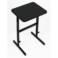 """Workstation with Manual Height Adjustment - 24""""W x 20""""D, 60086"""