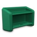 Durable Flame Retardant Polyethylene Wall Shelf, 36956