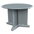 "Behavioral Health Dining Table - 42""DIA, 41936"