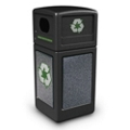 42 Gallon Recycling Receptacle, 85626