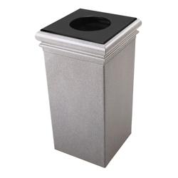 30 Gallon Square Waste Receptacle, 85628