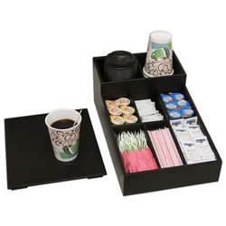 Coffee and Condiment Conference Room Organizer, 91294