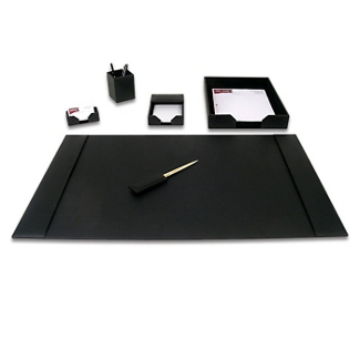 Six Piece Desk Pad Set, 91736