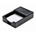 Bonded Leather Memo Holder, 82641
