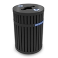 45 Gallon Recycling Bin, 82295
