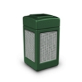 Waste Receptacle with Horizontal Design - 42 Gallon , 82376