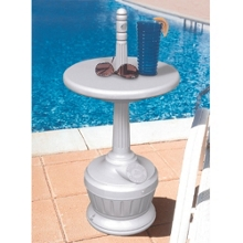 Cigarette Receptacle with Table, 85664