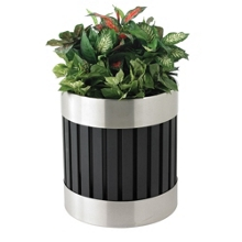 Recycled Steel Planter, 87192