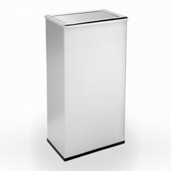 Swivel Door Waste Receptacle - 13.5 Gallon, 87254