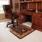 "46"" x 60"" Vinyl Chair Mat for Hard Floors - Meridian Design, 54268"