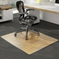 "Contemporary Chair Mat - 36"" x 48"", 54935"