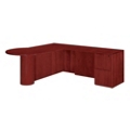 "Peninsula L Desk with Right Return - 72""W x 84""D, 13615"