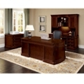 Traditional Veneer Executive Office Set, 86023