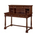 "Walden 48""W Traditional Veneer Desktop Hutch, 36197"