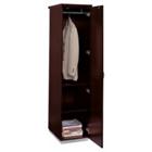 Mocha Right Single Wardrobe Cabinet, CD07119