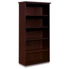 Mocha Open Bookcase, CD07120