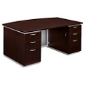 "72""W Executive Desk - Ready to Assemble, 14219"