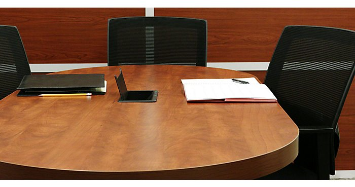 How to Style a Conference Table | NBF Blog