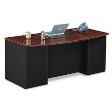 Bow-Front Desks