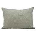 "kathy ireland by Nourison Beaded Rectangular Accent Pillow - 20""W x 14""H, 82166"