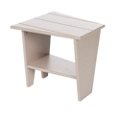 "Angular Trapezoidal End Table - 18""W, 82114"