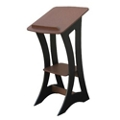 "Contemporary Lectern - 48""H, 82129"