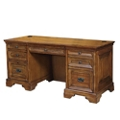 "Double Pedestal Executive Credenza - 66""W, 14247"