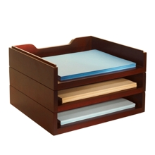 Three-Tier Letter Tray, 91730