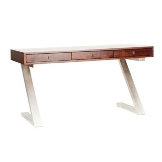 "Three Drawer Writing Desk - 59""W x 24""D, 10121"