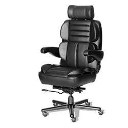 24/7 Big and Tall Chair in Vinyl, 50929