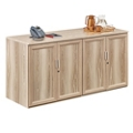 At Work Buffet Credenza in Warm Ash, 14178