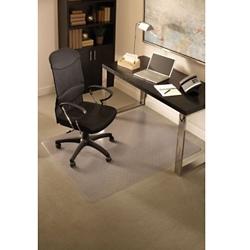 """Standard 45"""" x 53"""" Chair Mat for Carpet, 54121"""