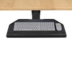 Lift and Lock Articulating Arm With Keyboard Tray, 87824