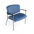 Bariatric Polyurethane Guest Chair with 750 lb Weight Capacity, 21243