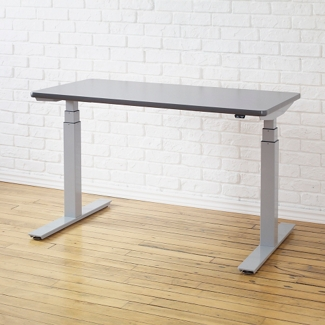 "Height-Adjustable Desk - 60""W x 30""D, 41941"