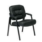 Leather Guest Chair, CD03263