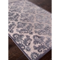 "Damask Print Area Rug - 90""W x 114""D, 82542"