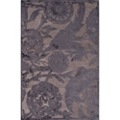 """Large Floral Print Area Rug - 90""""W x 114""""D, 82544"""