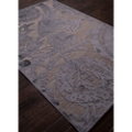"Large Floral Print Area Rug - 60""W x 90""D, 82543"