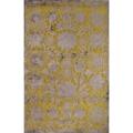 "Floral Print Area Rug - 90""W x 114""D, 82546"