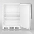Stainless Steel Door Refrigerator - 5.5 Cubic Ft, 87388