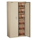 "Fireproof Medical Storage Cabinet 72""H, 31850"