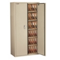 "Fireproof Medical Storage Cabinet 72""H, 31850"