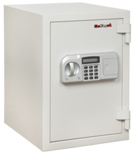 .97 Cubic Ft One Shelf One Hour Fireproof Safe, 36214