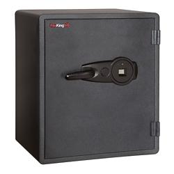 "Fingerprint Lock Safe-24""H, 36741"
