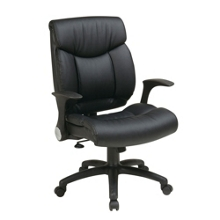 Office Chair with Flip Up Arms, 50988