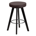 "24""H Backless Counter Height Barstool, 50944"