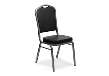 Crown Stack Chair in Vinyl, 51074