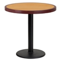 "Standard Height Table with Round Base - 30""DIA, 44341"