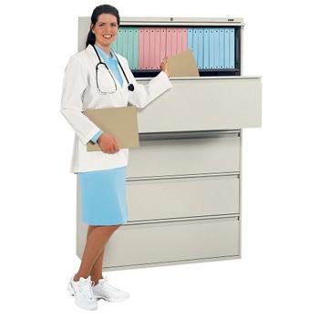 Hospital File Storage